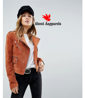 New-Stylish-Tall-Suede-Leather-Jacket