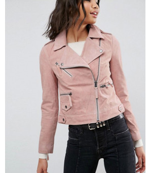 Women-High-Quality-Custom-Suede-Biker-Jacket