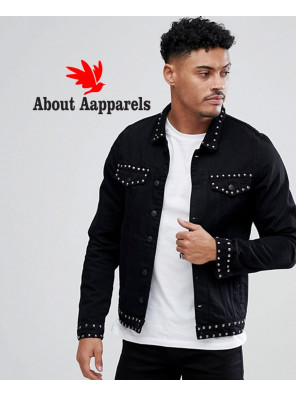 About-Apparels-Hand-Made-Custom-Studded-Denim-Jacket