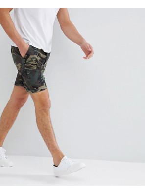 Chino-Shorts-With-Camo-Print