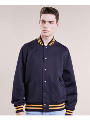 Cotton-Fleece-Stylish-Men-Baseball-Varsity-Bomber-Jacket