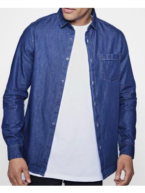 Denim-Shirt-in-Mid-Blue