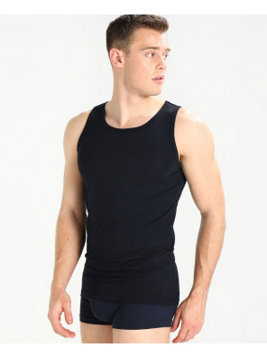 Men-Black-Sleeveless-Stylish-Tank-Top