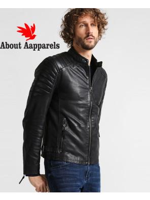 Men-Hot-Selling-Custom-Classic-Biker-Leather-Jacket