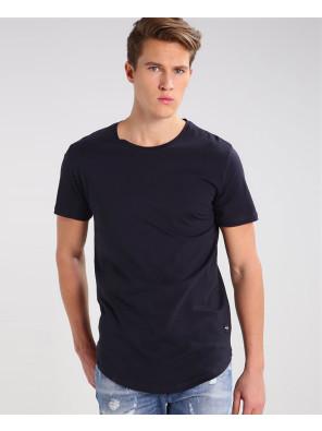 Men-Longline-Sport-Custom-Stylish-Basic-T-Shirt
