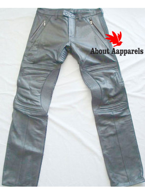 Men-Real-Cowhide-Leather-Carpenter-Pants-Gay-Trousers