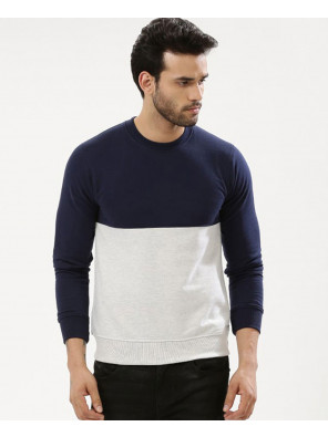 Men-Two-Tone-Color-Block-Custom-Sweatshirt