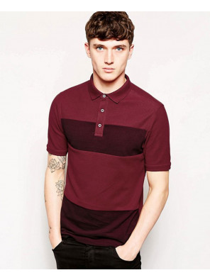 Men-With-Block-Hoop-Slim-Fit-Polo-Shirt