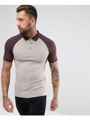 Muscle-Fit-Polo-With-Contrast-Raglan