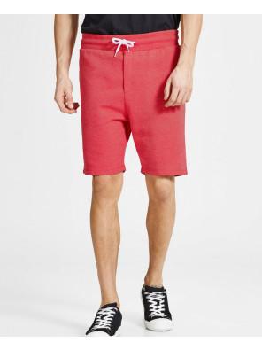 New-Custom-Fashion-Men-Red-Sweat-Short