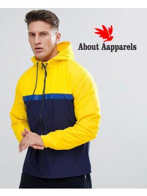 New-Look-Windbreaker-Jacket-In-Yellow