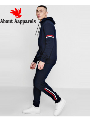 New-Over-The-Head-Tracksuit-With-Zipper-Placket