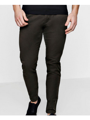 New-Stylish-Hot-Slim-Fit-Chino-Trousers-With-Stretch