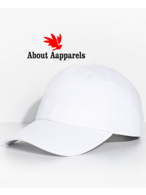 Real-White-Strapback-Hat