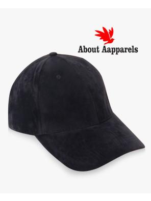 Suedette-Cap