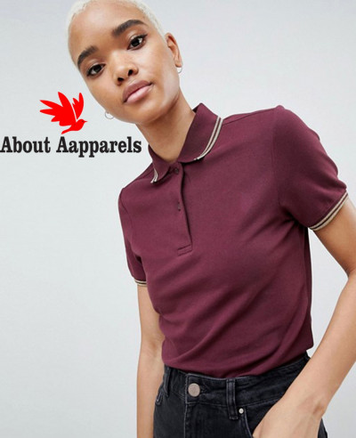 About-Apparels-Fashion-Twin-Tipped-Polo-Shirt-With-Metallic-Trim