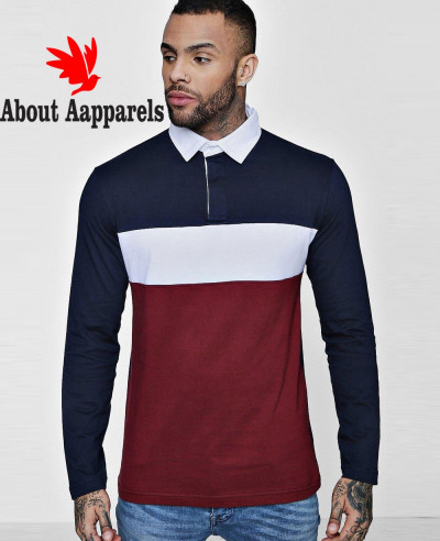 Colour-Block-Jersey-Rugby-Shirt