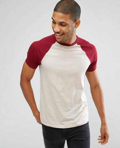 Contrast-Raglan-Short-Sleeve-T-Shirt