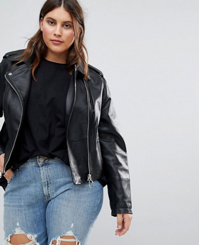 Curve-Leather-Jacket-with-Ring-Pull-Details