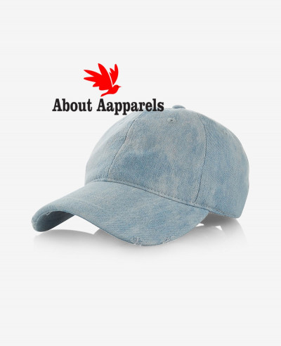Denim-Baseball-Hat