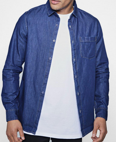 Denim-Shirt-in-Mid-Blue