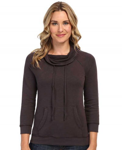 Funnel-French-Terry-Burgundy-Hoodie