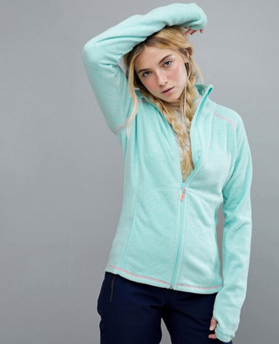 Full-Zipper-Blue-Fleece-Jacket