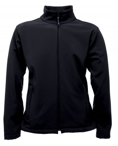 Funnel-Neck-Softshell-Jacket-Black