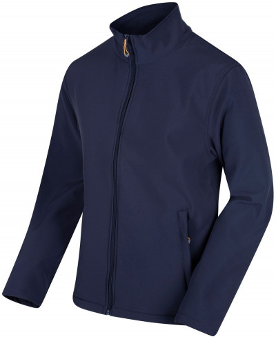 Funnel-Neck-Softshell-Jacket-Navy