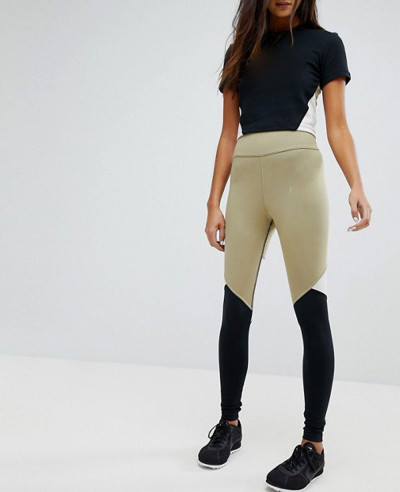 High-Quality-Custom-Color-Block-Leggings