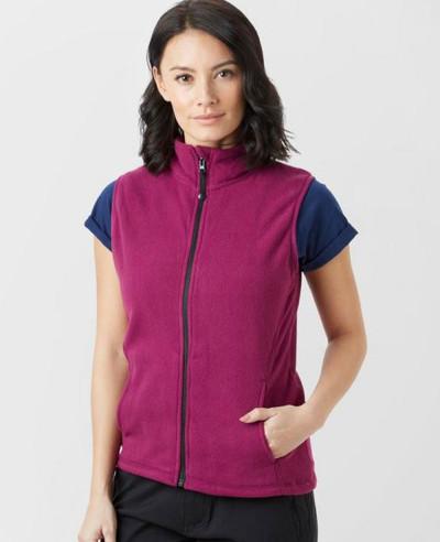High-Quality-Custom-Short-Sleeve-Polar-Fleece-Jacket