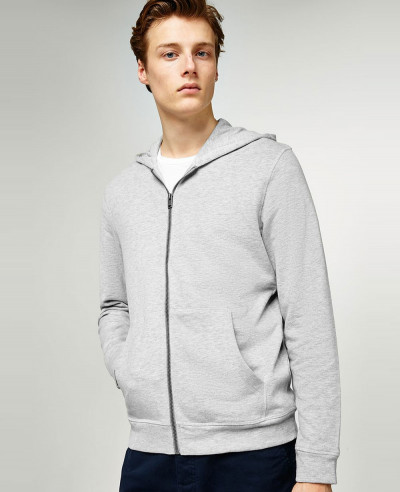 Home-Stylish-Men-Grey-Zipper-Hoodie