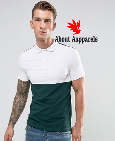 Hot-Selling-Men-Muscle-Fit-Jersey-With-Contrast-Polo-Shirt