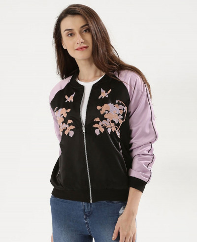Hot-Selling-Women-Custom-Embroidered-Bomber-Varsity-Jacket