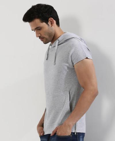 Kangaroo-Pocket-Hooded-Sweatshirt