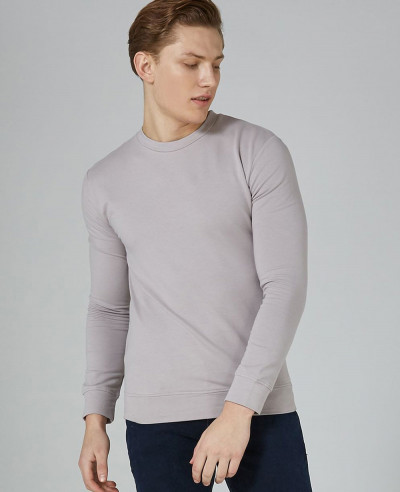 Light-Grey-Ultra-Muscle-Sweatshirt