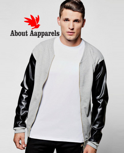 Long-Sleeve-Fleece-&-Pu-Leather-Varsity-Jacket