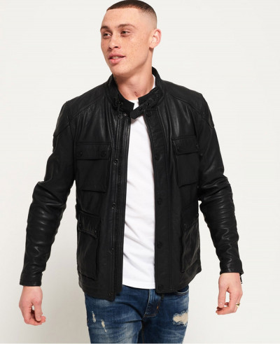 Men-Biker-Leather-Rotor-Jacket