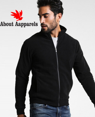Men-Black-Most-Selling-Fleece-Jacket