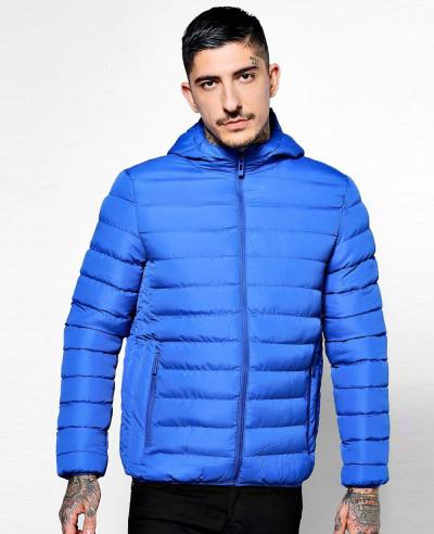 Men-Blue-Puffer-Jacket-With-Hood