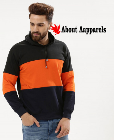 Men-Colour-Block-Hoodie
