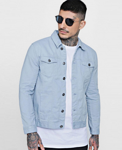 Men-Custom-4-Pocket-Denim-Jacket