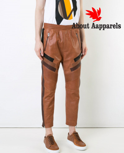 Men-High-Quality-Custom-Biker-Track-Pants