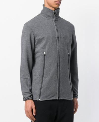 Men-High-Quality-Custom-Sweatshirt-In-Grey