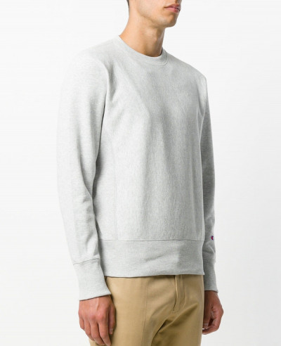 Men-Long-Sleeve-Grey-Sweatshirt