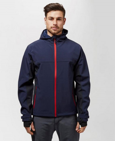 Men-Navy-Blue-Hot-Selling-Softshell-Jacket
