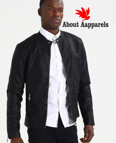 Men-Stylish-Faux-Leather-Jacket