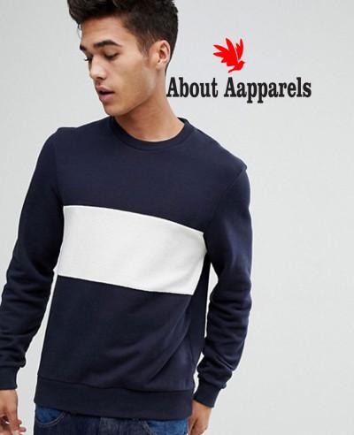 Men-Sweatshirt-in-Navy