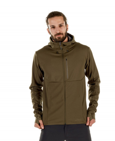 Most-Selling-Men-Custom-Hooded-Softshell-Jacket