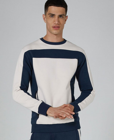 Navy-And-Cream-Premium-Sweatshirt